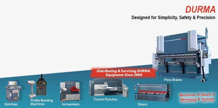 Durma Equipment